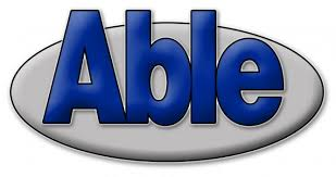 able